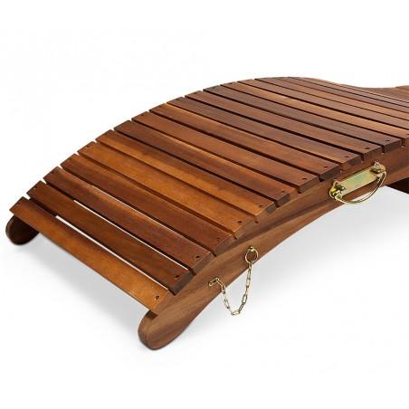 tumbona de madera - Tumbonas De Madera