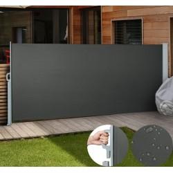 Toldo lateral terraza y jardín