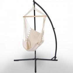 Hamaca silla colgante jardín