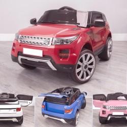 Coche Range Rover Evoque...