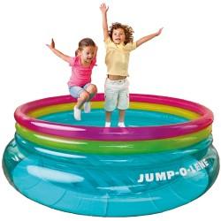 Cama salto niños