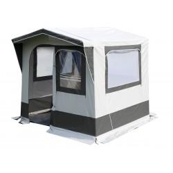 Tienda cocina camping...