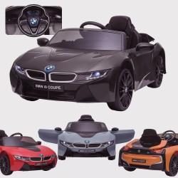 Coche BMW i8 12v con...