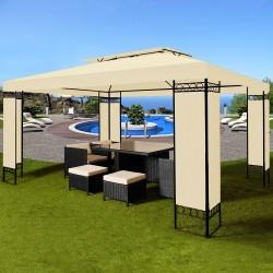 Cenador carpa jardín y terraza