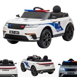 Coche Policía Range Rover...