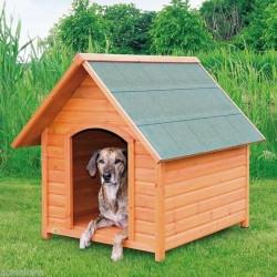 Caseta madera para perros