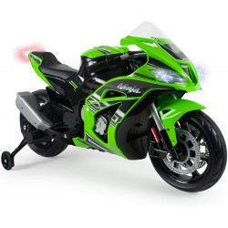 Moto infantil 12v Kawasaki