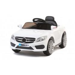 Coche estilo Mercedes 12v...