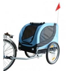 Remolque bicicleta mascotas