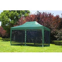Carpa plegable 3x4,5m con...